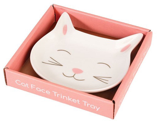 Cute Cat Trinket Dish