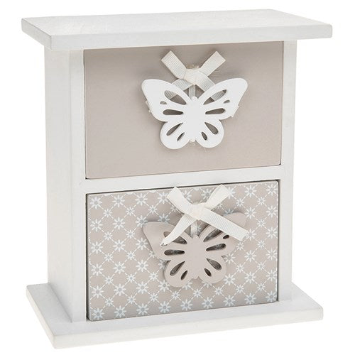 Dainty Daisy 2 drawer chest
