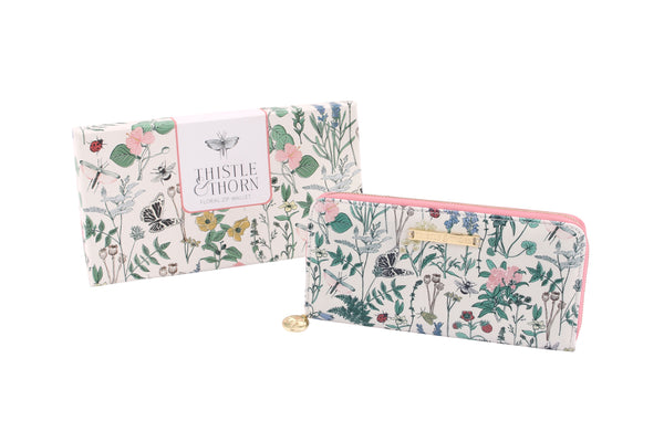 Thistle & Thorn Purse with Gift Box