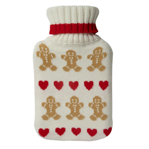Gingerbread Hot Water Bottle