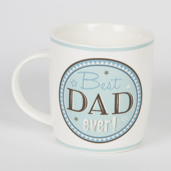 Mug with Best Dad Ever design