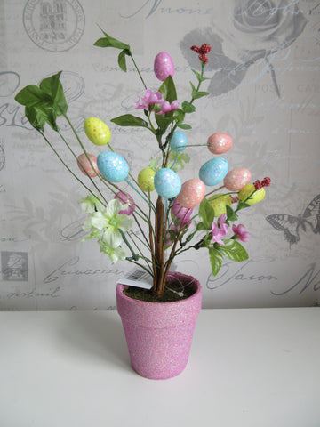 Easter Sparkle Tree