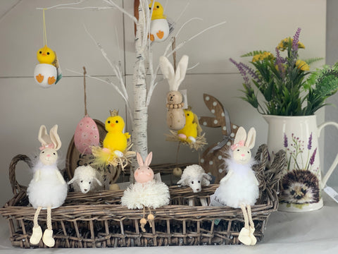 Hanging Easter Chicks - 2 styles available