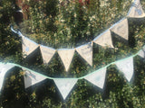 Welcome To Our Happy Place Bunting