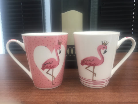 Flamingo Mug - 2 Gorgeous Designs