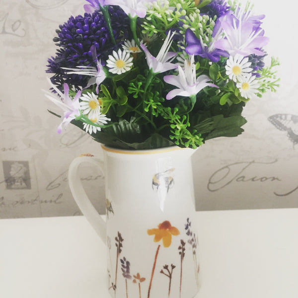 Large Busy Bees Jug