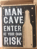Father's Day Hanging Wooden Plaques - 6 designs available