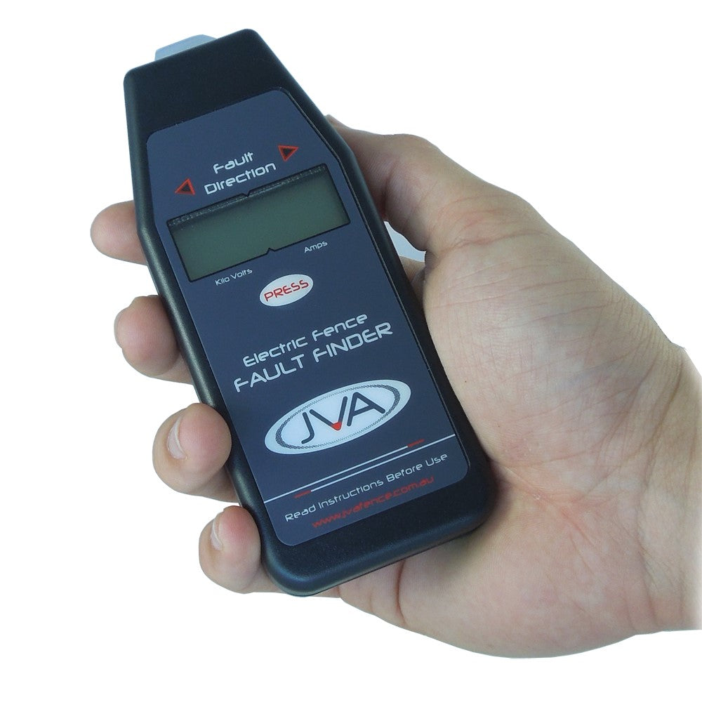 13 Essential Tips to get the most our of your JVA Electric Fence Fault Finder!