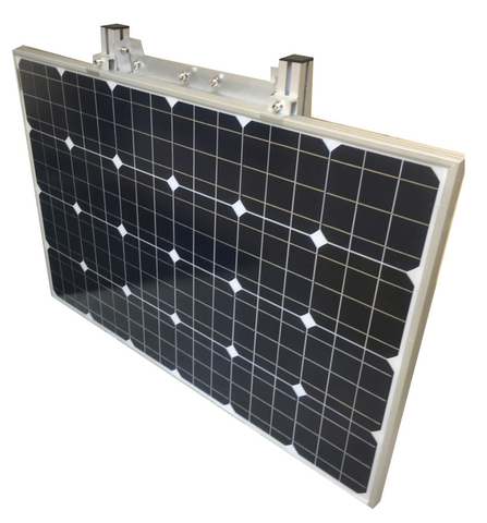 JVA 150W Solar Bundle (excludes energizer) - JVA Technologies - Electric Fencing - Agricultural Fencing - Equine Fencing - Security Fencing
