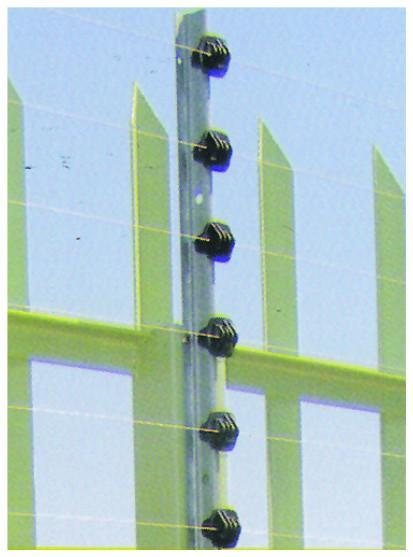 Rolled Profile Standard - JVA Technologies - Electric Fencing - Agricultural Fencing - Equine Fencing - Security Fencing