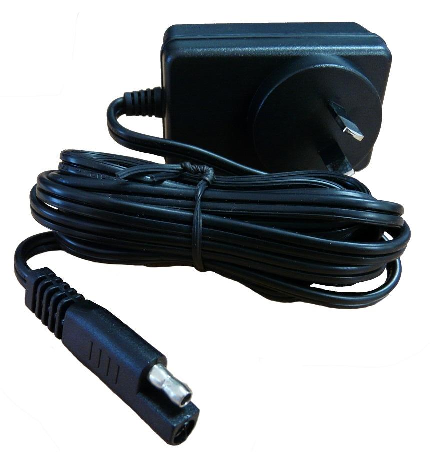 240VAC to 12VDC Power Adapter - Suits MB1.5, MB3, MB4.5 - JVA Technologies - Electric Fencing - Agricultural Fencing - Equine Fencing - Security Fencing