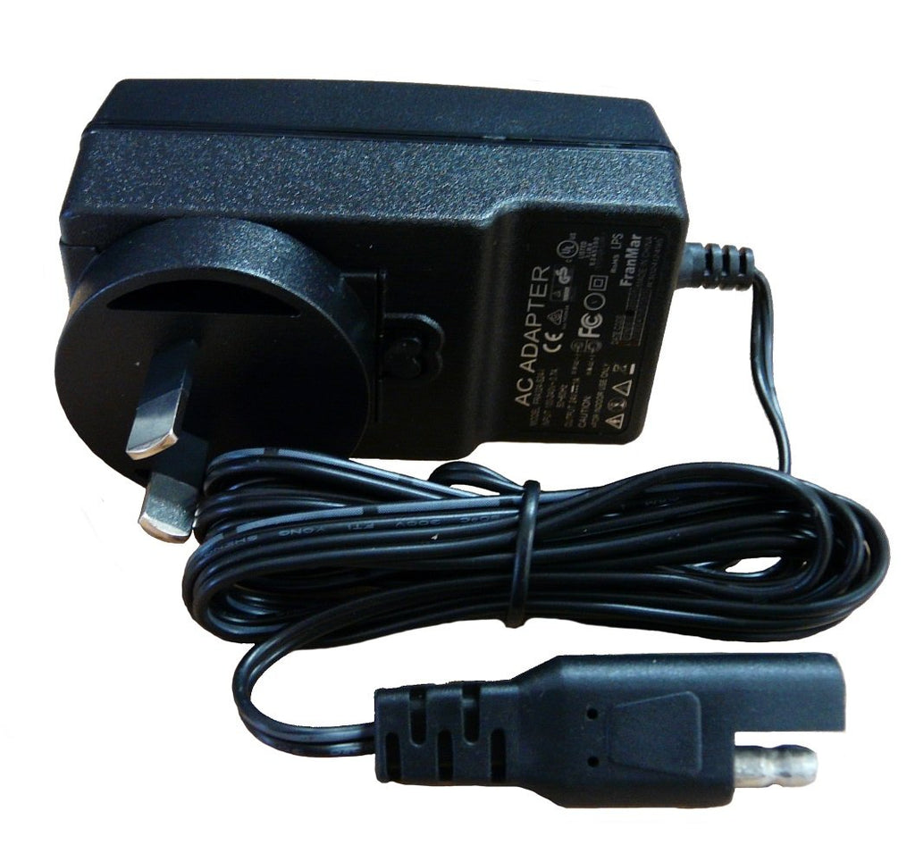 240VAC to 24VDC Power Adaptor - Suits MB8, MB12, MB16 - JVA Technologies - Electric Fencing - Agricultural Fencing - Equine Fencing - Security Fencing