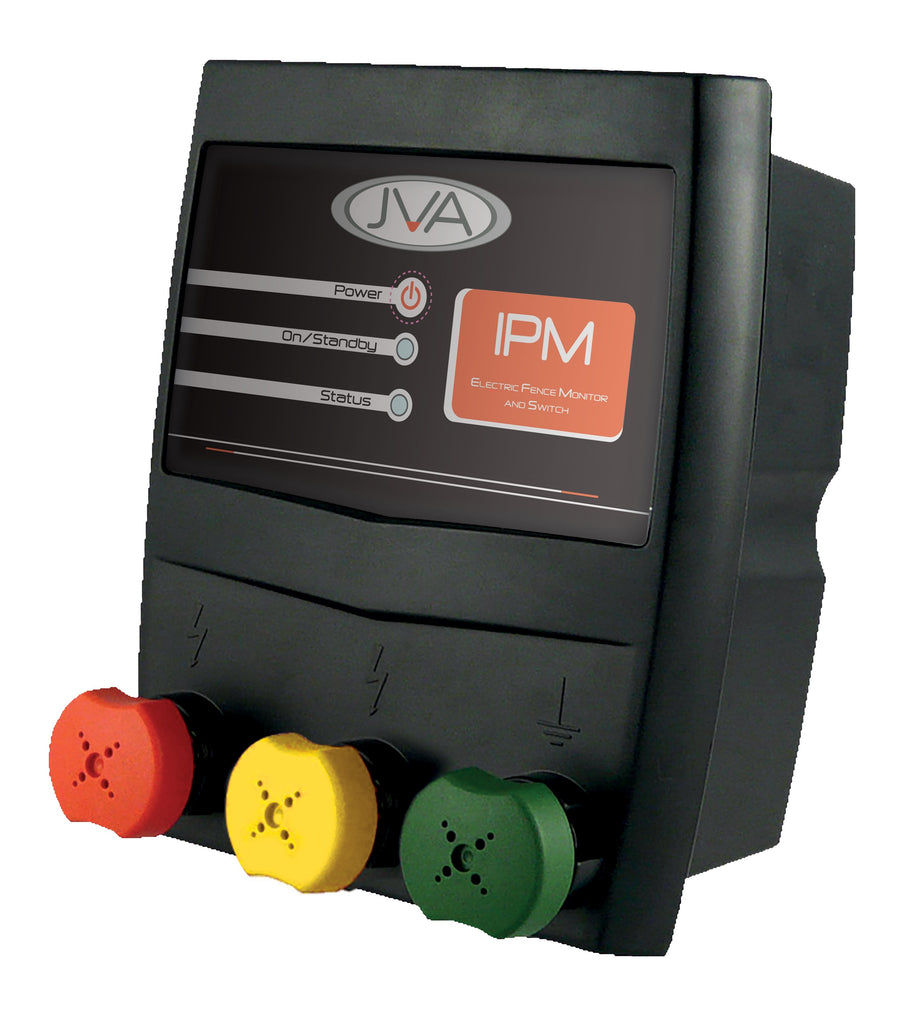 JVA IP Monitor - Monitor Your Fence! - JVA Technologies - Electric Fencing - Agricultural Fencing - Equine Fencing - Security Fencing