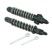 JVA Compression Spring JVA Nylon(Quick Release) x 25 - JVA Technologies - Electric Fencing - Agricultural Fencing - Equine Fencing - Security Fencing