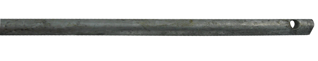 0.75m Galvanised Steel Earth Spike - JVA Technologies - Electric Fencing - Agricultural Fencing - Equine Fencing - Security Fencing