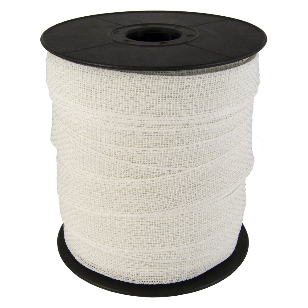 40mm 200m Horse Tape (Standard Weave) - JVA Technologies - Electric Fencing - Agricultural Fencing - Equine Fencing - Security Fencing