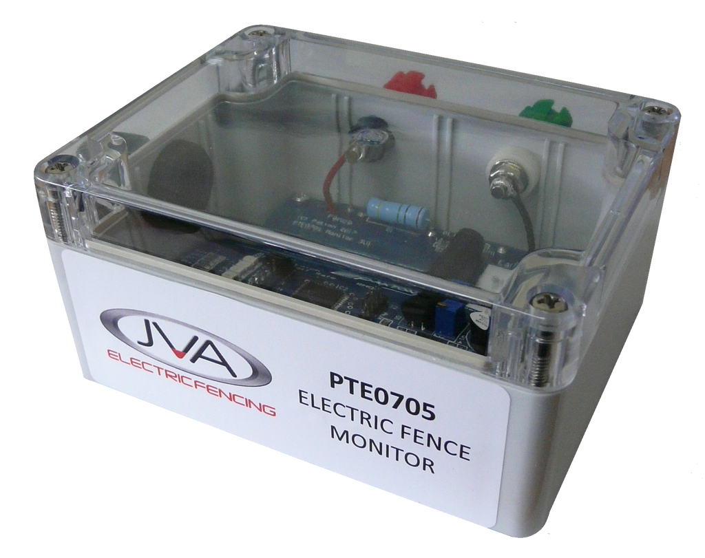 Jva Remote Electric Fence Monitor Store Tester Circuits Aus