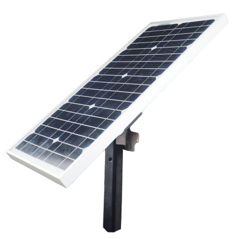 JVA 20W Solar Kit (excludes Energizer) - JVA Technologies - Electric Fencing - Agricultural Fencing - Equine Fencing - Security Fencing