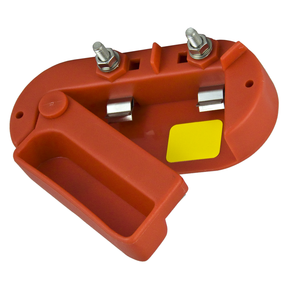 Swivel Cut Out Switch Orange - JVA Technologies - Electric Fencing - Agricultural Fencing - Equine Fencing - Security Fencing