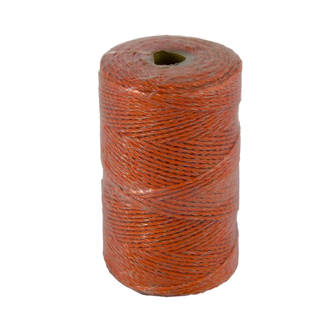 Electric Fence Poliwire / Poly Wire, 2.5mm diameter, 200m roll - JVA Technologies - Electric Fencing - Agricultural Fencing - Equine Fencing - Security Fencing