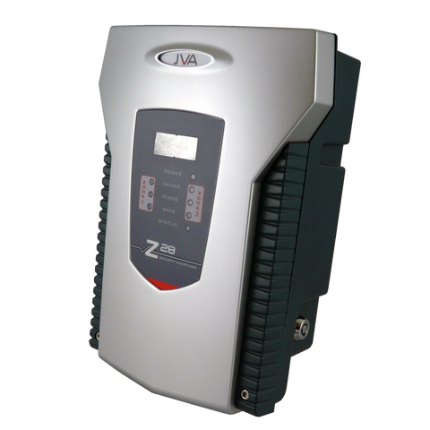JVA Z28 2 Zone Security Energizer 8 Joule with LCD Display - JVA Technologies - Electric Fencing - Agricultural Fencing - Equine Fencing - Security Fencing