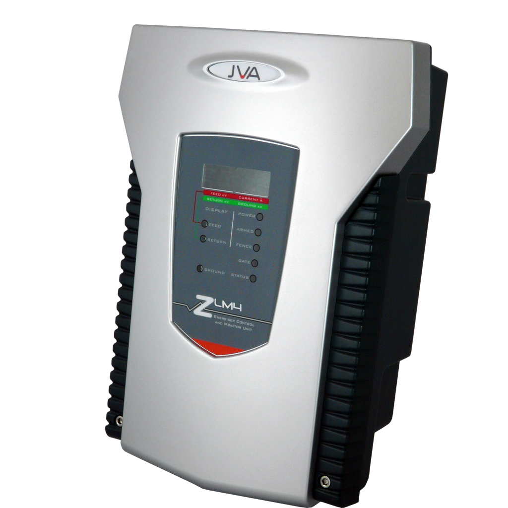 JVA ZLM4 - Low Voltage 4 Zone monitor - JVA Technologies - Electric Fencing - Agricultural Fencing - Equine Fencing - Security Fencing