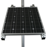 JVA 50W Solar Kit (excludes Energizer) - JVA Technologies - Electric Fencing - Agricultural Fencing - Equine Fencing - Security Fencing