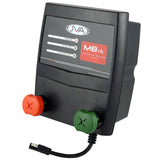 JVA MB1.5 Electric Fence Energizer with 20W Solar Kit - JVA Technologies - Electric Fencing - Agricultural Fencing - Equine Fencing - Security Fencing