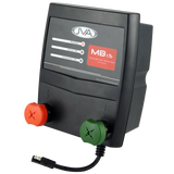 JVA MB1.5 Mains/Battery Electric Fence Energizer Starter Kit - JVA Technologies - Electric Fencing - Agricultural Fencing - Equine Fencing - Security Fencing
