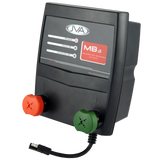 JVA MB3 Electric Fence Energizer with 50W Solar Kit - JVA Technologies - Electric Fencing - Agricultural Fencing - Equine Fencing - Security Fencing
