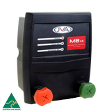 JVA MB4.5 Mains/Battery Electric Fence Energiser 4.5J 45km - JVA Technologies - Electric Fencing - Agricultural Fencing - Equine Fencing - Security Fencing