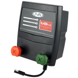 JVA MB4.5 Electric Fence Energizer with 50W Solar Kit - JVA Technologies - Electric Fencing - Agricultural Fencing - Equine Fencing - Security Fencing
