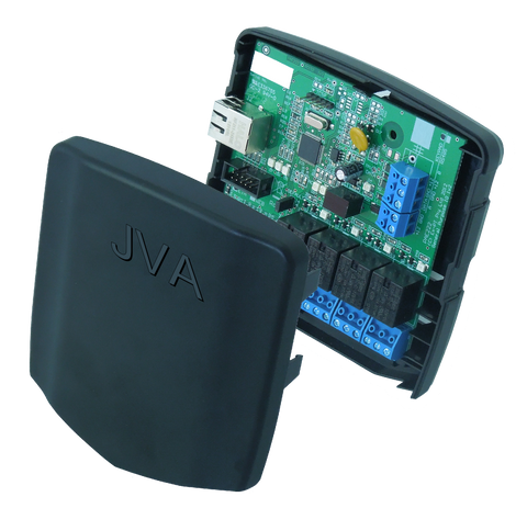 JVA Ethernet General Purpose IO (GPIO) Board - JVA Technologies - Electric Fencing - Agricultural Fencing - Equine Fencing - Security Fencing