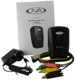 JVA PET Fence Kit: Portable Electric Fence Energizer (0.11J 1 km) PLUS hardware - JVA Technologies - Electric Fencing - Agricultural Fencing - Equine Fencing - Security Fencing