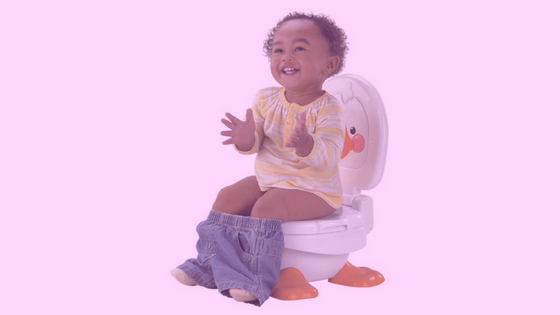 POTTY TRAINING 101 - WHAT YOU NEED TO KNOW ABOUT POTTY TRAINING
