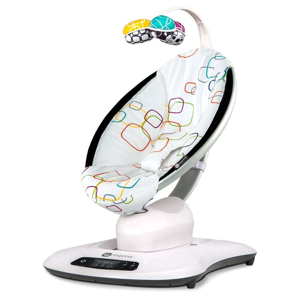 4moms mamaRoo with Toybar - Cuddlecircle