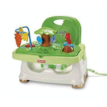 Fisher Price Rainforest Care Booster Seat - Cuddlecircle