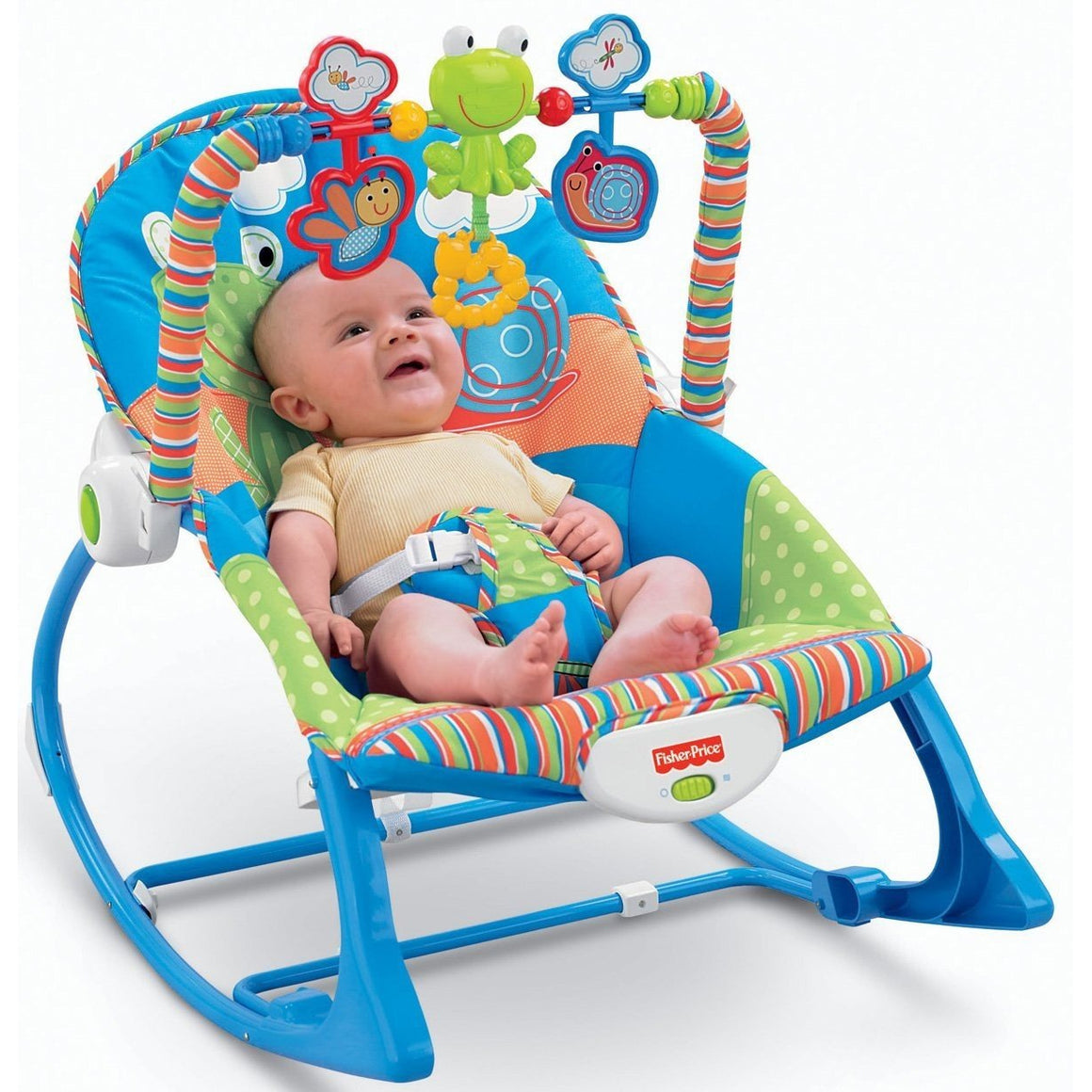 Fisher Price infant to Toddler Rocker - Cuddlecircle