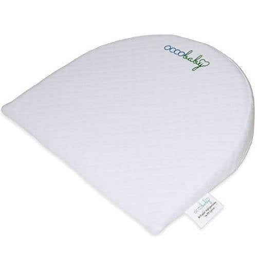 OCCObaby Universal Crib Wedge Pillow