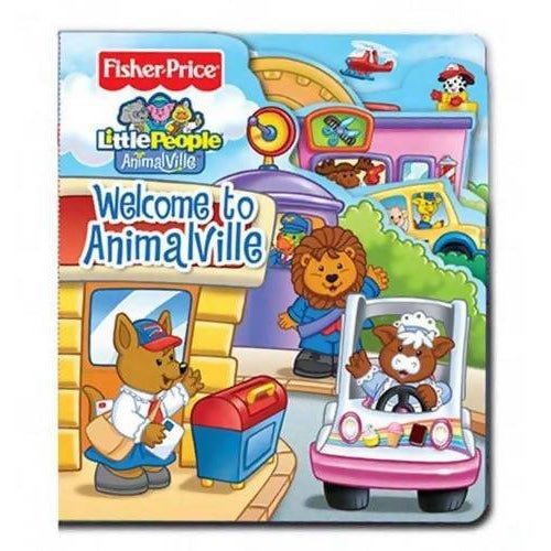 Welcome to Animalville (Fisher-Price Little People