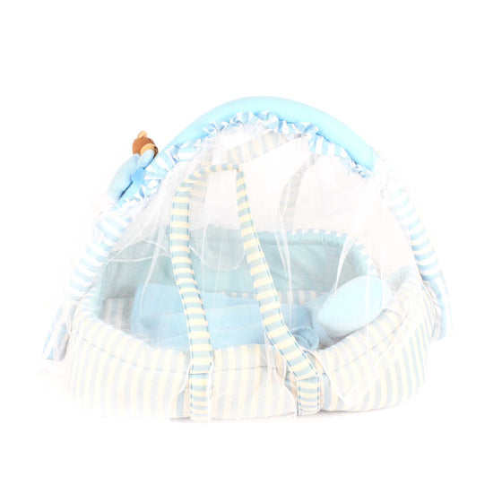 Comfortable Baby Moses Basket - Cuddlecircle