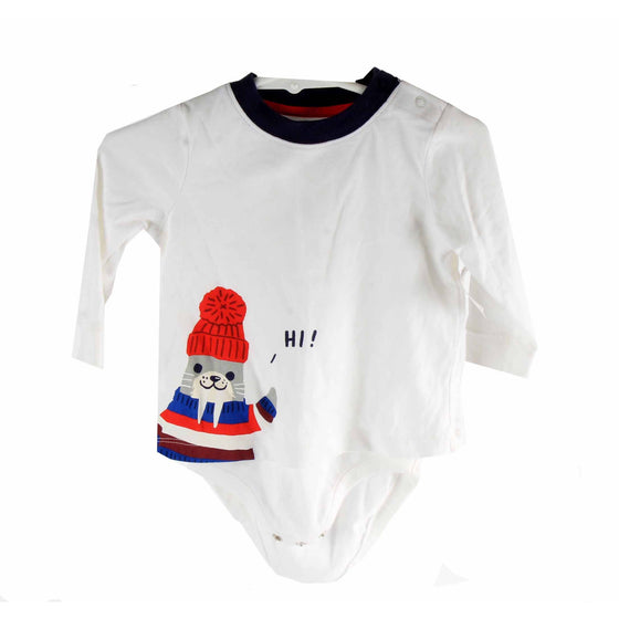 GYMBOREE APPAREL /OPEN SIZE -6-12M