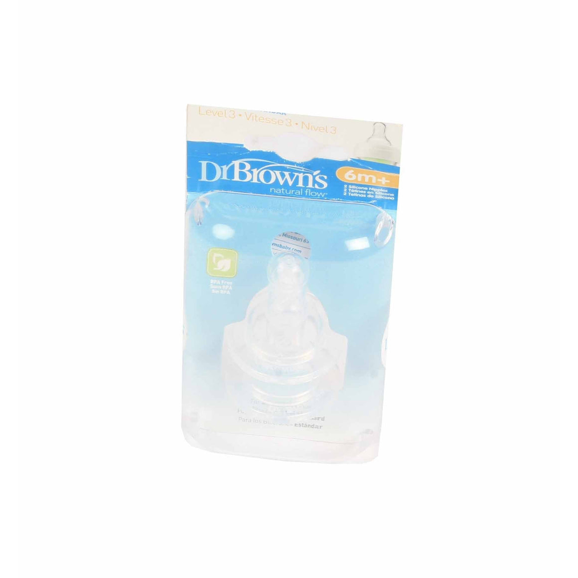 Dr Browns Teether Fat 2 sets with pack - Cuddlecircle