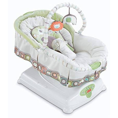 Fisher Price Soothing Motions Glider Swing - Cuddlecircle