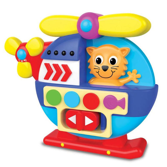 The Learning Journey - Early Learning Color Copter
