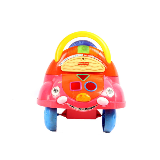FISHER PRICE TOY CAR - Cuddlecircle
