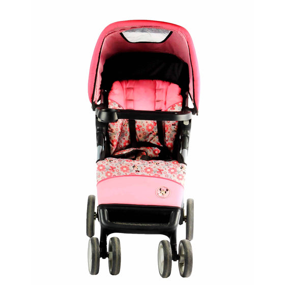 Disney Baby Minnie Mouse Amble Quad Travel System Stroller