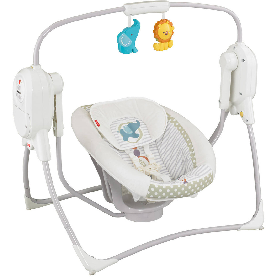 Fisher Price SpaceSaver Cradle n Swing