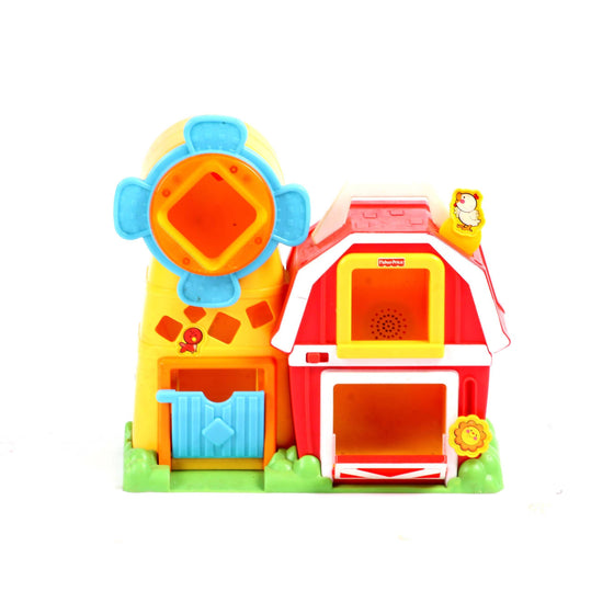 FISHER PRICE HOUSE TOY - Cuddlecircle