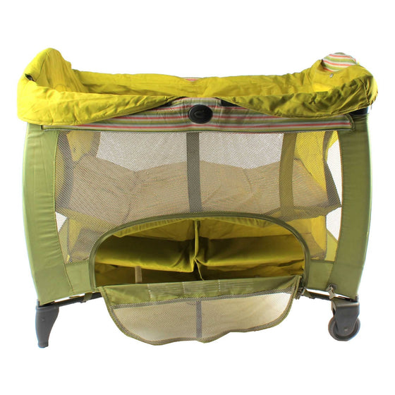 Graco Pack 'n' Play On The Go Travel Playard - Go Green - Cuddlecircle